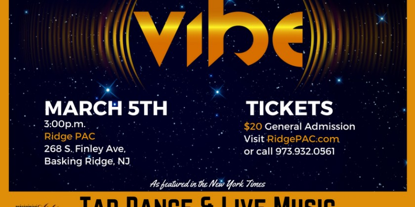 Tap Dance Show 'VIBE'