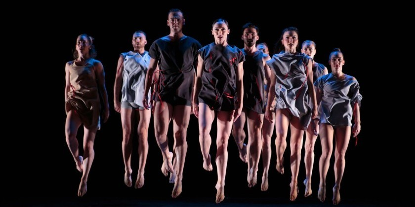 IMPRESSIONS: RIOULT DANCE NYC in Written for Dance at The Joyce Theater