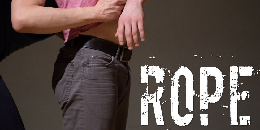 Brendan Drake Choreography presents ROPE