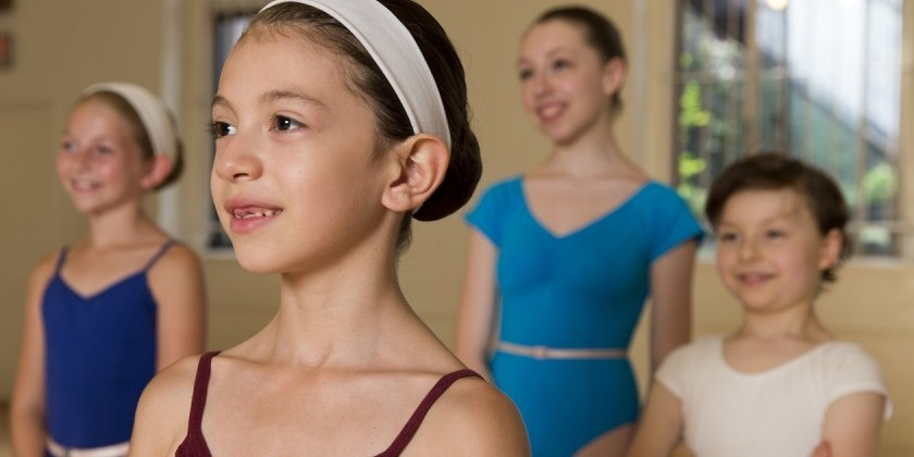 NEW YORK THEATRE BALLET presents the 2016 Ballet School NY Summer Camp