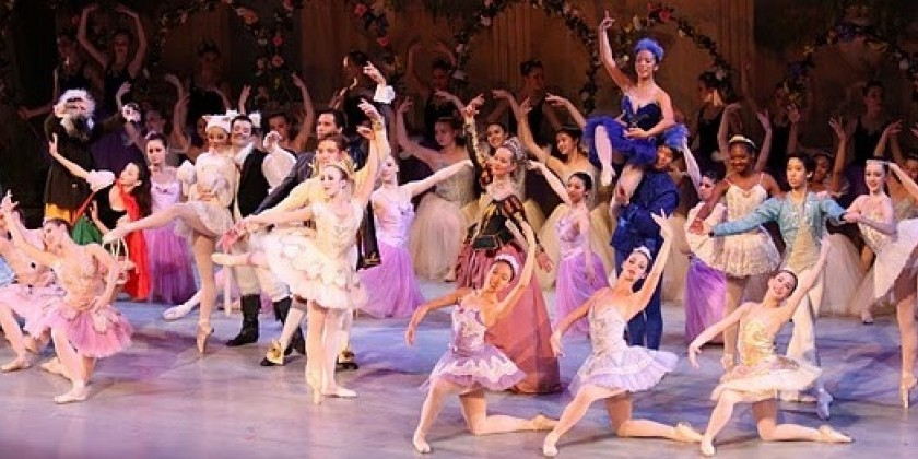 TRENTON, NJ: Princeton Ballet School Announces its Annual Spring Production 2014: The Sleeping Beauty