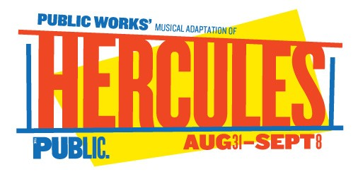 10 HAIRY LEGS DÈBUTS AS CAMEO ARTISTS FOR PUBLIC WORKS' MUSICAL ADAPTATION OF HERCULES