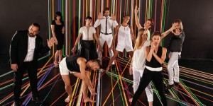 "Chris Schlichting Unveils ""Stripe Tease"" at Danspace Project"