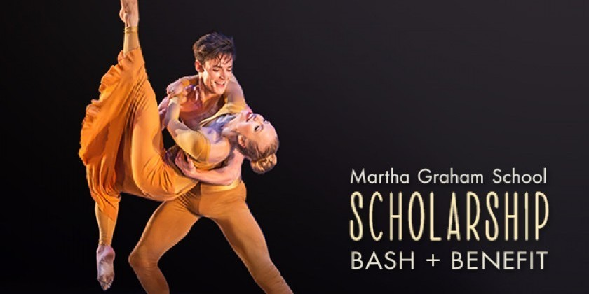 Save the date: Martha Graham School Scholarship Bash & Benefit
