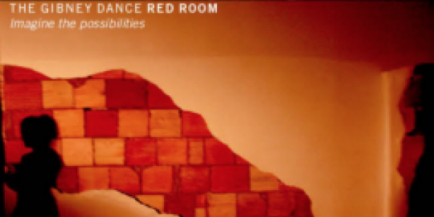 Announcing... THE GIBNEY DANCE RED ROOM