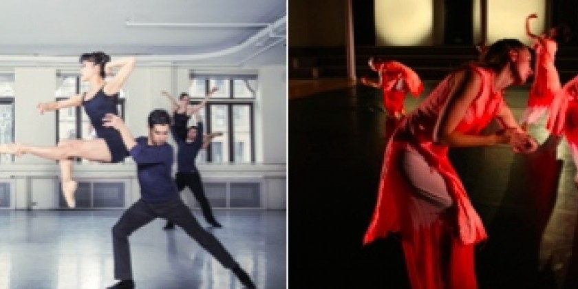 PREMIERE WITH POLITICAL VOICE - CHERYLYN LAVAGNINO DANCE RETURNS TO DANSPACE