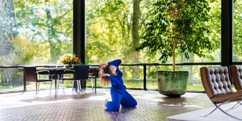 NEW CANAAN, CT: Ivy Baldwin Dance at The Glass House