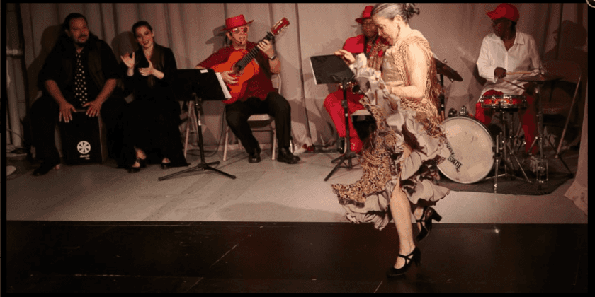A Postcard from Flamenco Latino's, Aurora Reyes: Flamenco Gumbo II is Here!
