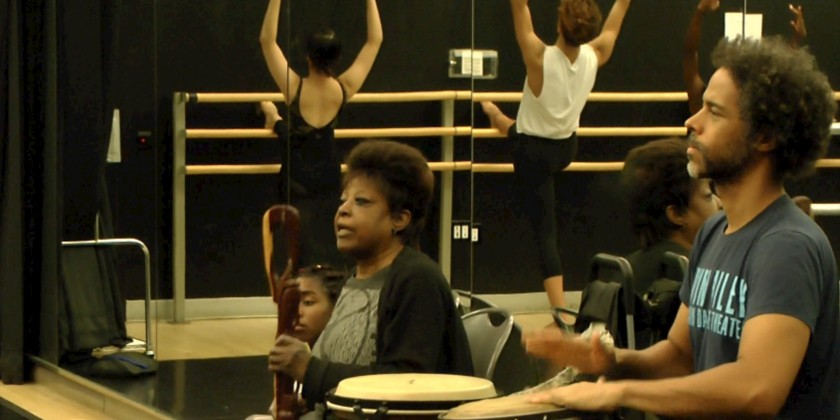 Moving Caribbean in NYC: Joan Peters,Teacher of the Katherine Dunham Technique at Alvin Ailey American Dance Theater's School