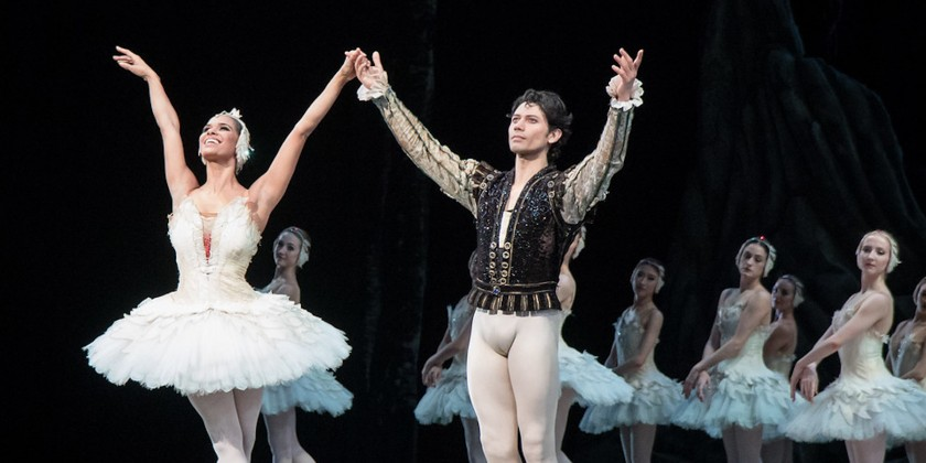 ABT Giselle: Copeland's Dramatic Strength