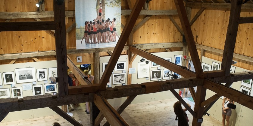 BECKET, MA: Jacob's Pillow Festival Exhibits & Archives (Ongoing)