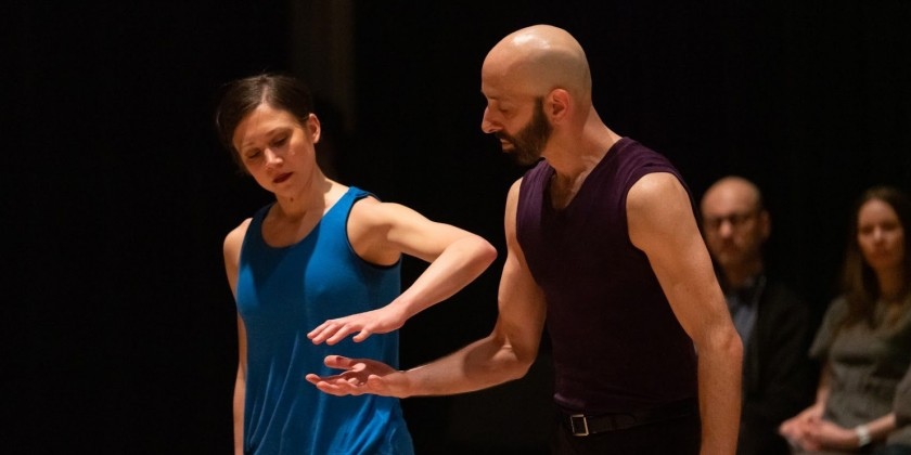 Dance News: Daniel Gwirtzman Dance Company Receives $10,000 Grant From Rockefeller Brothers Fund