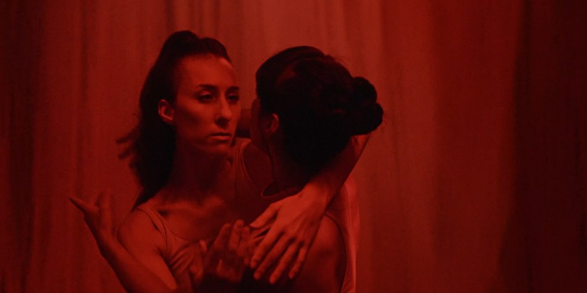 "Don't Miss ""I Am Enough"" An LGBTQ Ballet Music Video featuring Dancers Skye Mattox and Georgina Pazcoguin that premiered on National Coming Out Day"