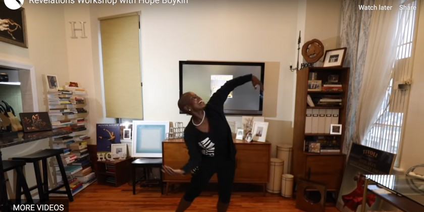 The Dance Enthusiast Guide To Online Dance, Movement & Art Classes