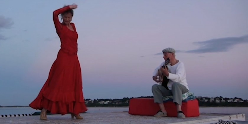"The Dance Enthusiast's Social Distance Dance Video Series: Deirdre Towers, ""Jammin' On Plum Island Sound"" and More..."