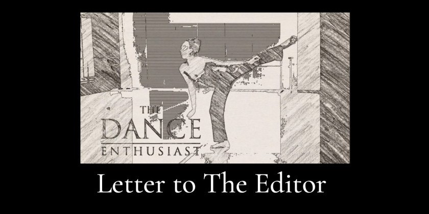 Letter to the Editor: Proceeding With Caution: Advocating for Yourself as the Dance World Returns — November 25th, 2020