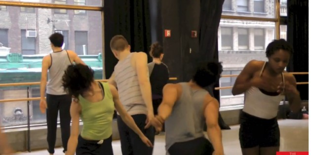 Dancing Up Close to Stephen Petronio Company