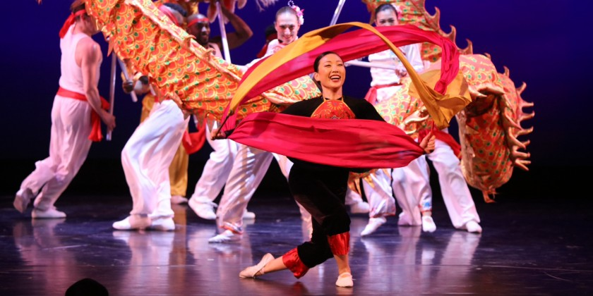 Nai-Ni Chen Dance Company Celebrates the Year of the Golden Ox
