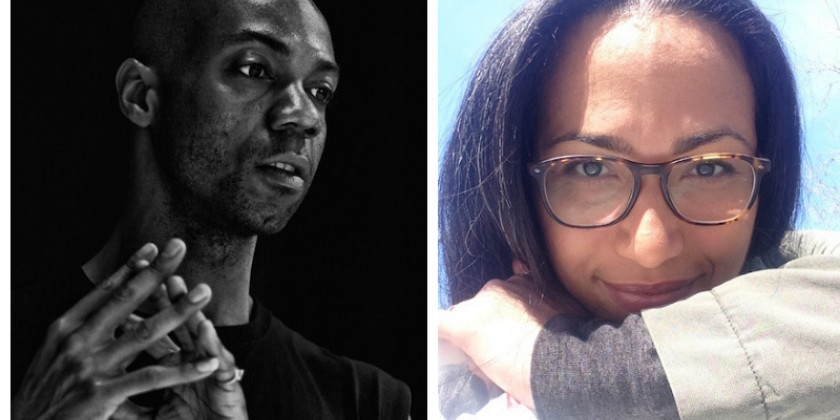 A Dance Enthusiast's A to Z: P is for Shamel Pitts and Joya Powell