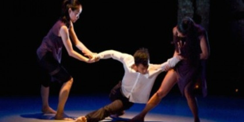 J CHEN PROJECT presents 'Never was Broken' at Ailey Citigroup Theater