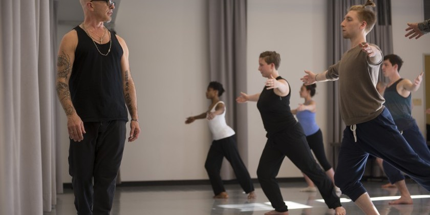 Pay-What-You-Can Virtual Class with Stephen Petronio