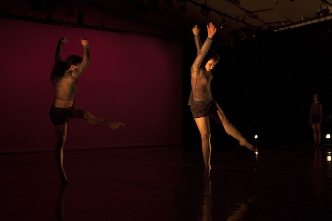"""The Substance of Things Unseen"" Choreography by Kile Hotchkiss"