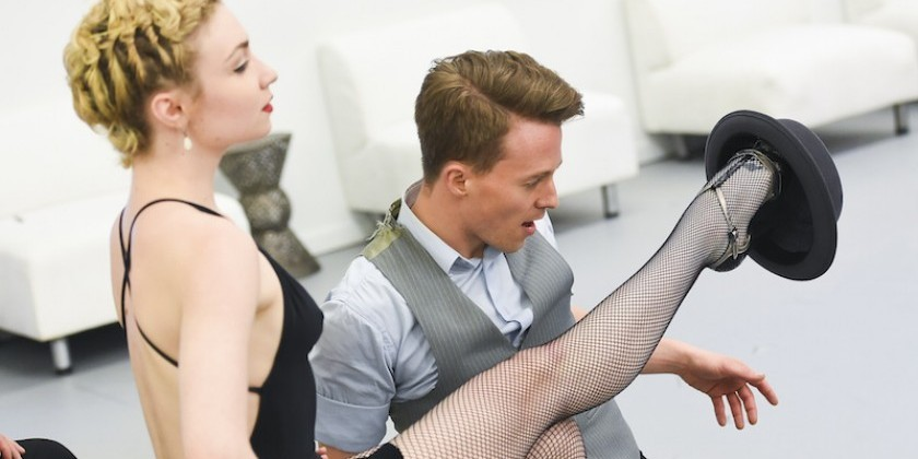 The Dance Enthusiast on BroadwayWorld.com