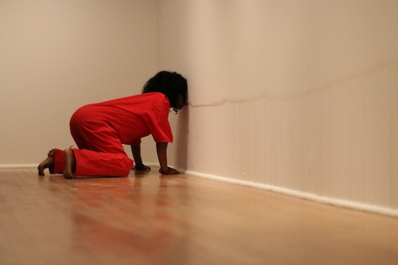 Tameka Noris in Untitled (2012).
