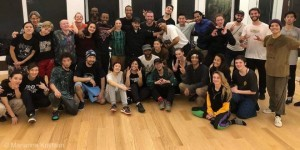 POSTCARDS: Meet and Follow NYC's PMT Dance, the House Head Session, and the Crazy Natives Crew