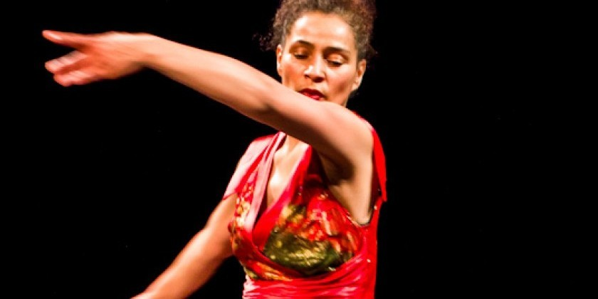 """Through Gardens"" a dance solo by Oxana Chi: Film and Discussion"