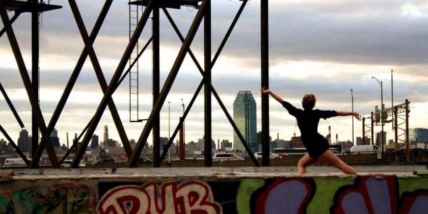 Day in the Life of Dance: Behind the Byline — Theo Boguszewski on Writing Dance for The Dance Enthusiast