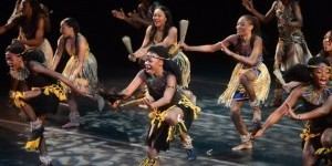 A Postcard from BAM- 36 Years of DanceAfrica