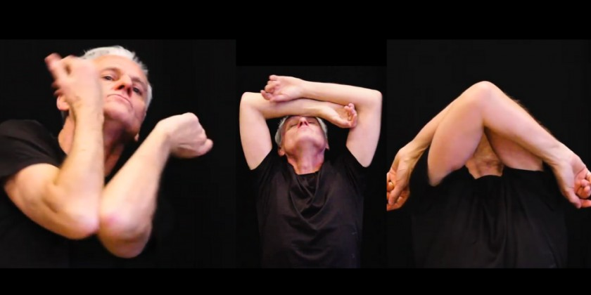 The Dance Enthusiast's Social Distance Dance Video Series: Mark DeGarmo Dance Shares Moveable Moments and...