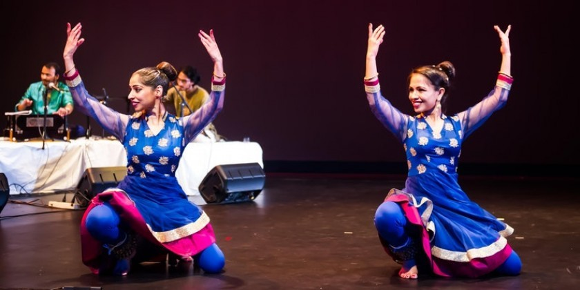 """Voice of Kathak"" at Alvin Ailey Citygroup Theater"
