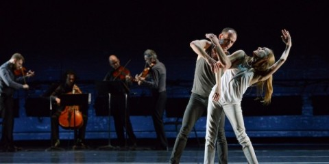 "Impressions of: ""Some of a Thousand Words"" with Brian Brooks and Wendy Whelan at The Joyce"