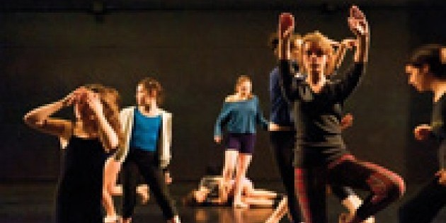 Dances by Very Young Choreographers