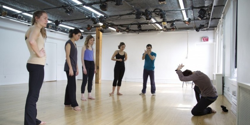 Dance To The People conducts Open Call for Dance Teachers