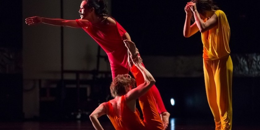 Emily Johnson/Catalyst Dance Group's SHORE Extends Beyond Peformance Into Community Making