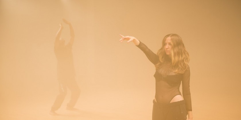 "IMPRESSIONS: Gillian Walsh's ""Moon Fate Sin"" at Danspace Project"