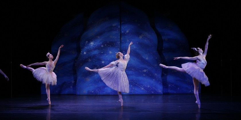 "Dance Up Close to ""Cinderella"" with The New York Theatre Ballet"