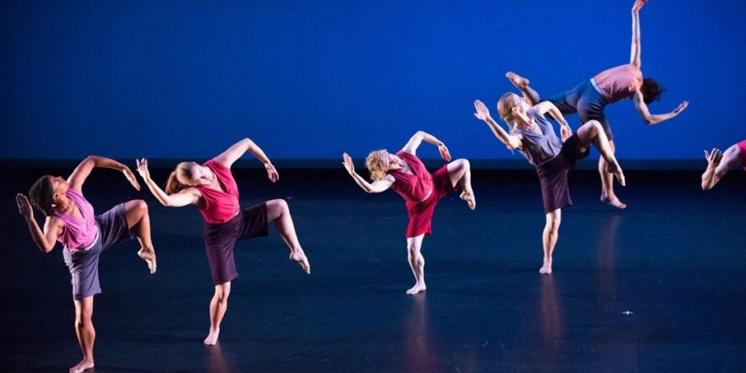 A Play on Words - Mark Morris Dance Group in Easton, PA