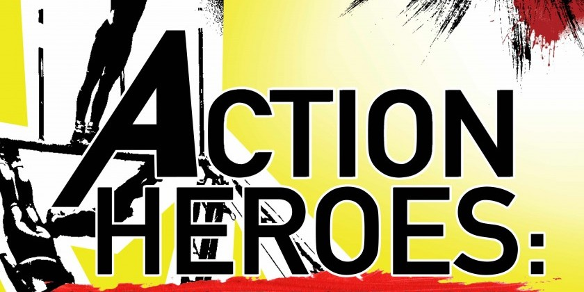 "STREB EXTREME ACTION in ""ACTION HEROES: Sooner, Higher, Faster, Harder"""