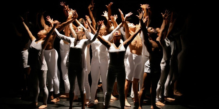 Voices & Visions Contemporary Performance Workshops at The Ailey Extension