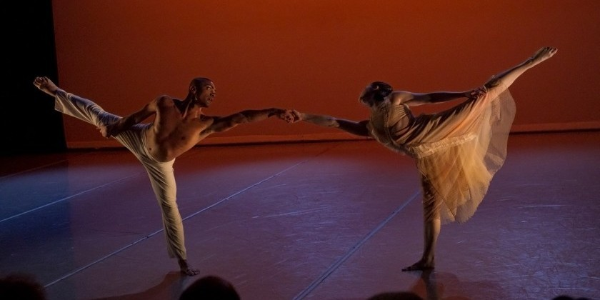 "Pentacle's ""Fall Further III"" Oct. 13 at Ailey Citigroup Theater"