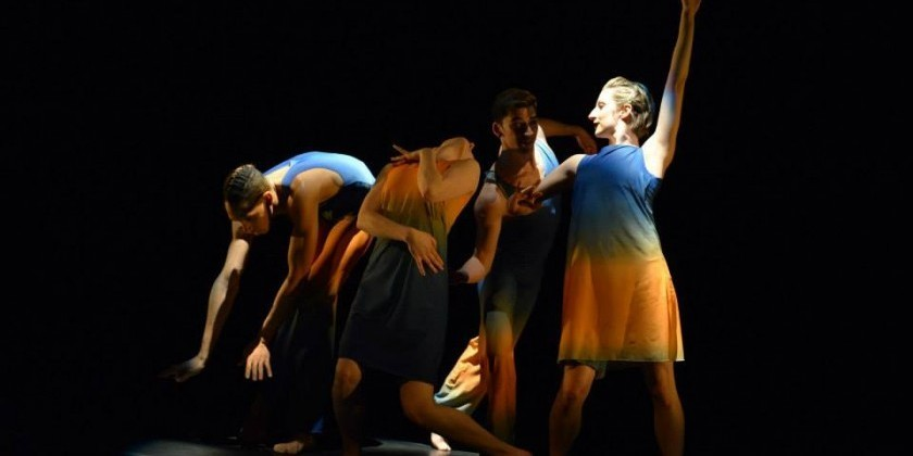 FOOTPRINTS - A Modern Dance Festival
