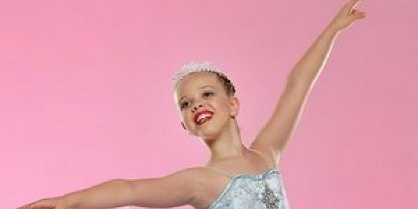 Students from NYTB's Ballet School NY perform at American Girl® 2014 Girl of the Year Debut