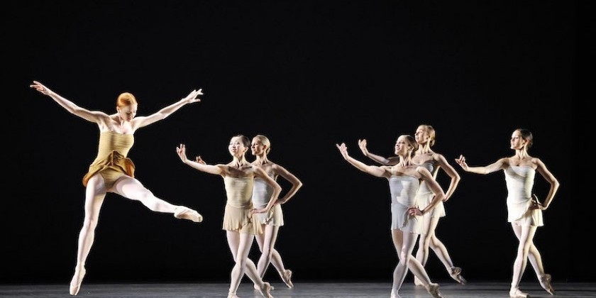 "American Ballet Theatre's Fall Season Featuring Jessica Lang's ""Her Notes,"" Benjamin Millepied's ""Daphnis and Chloe"" & Others"