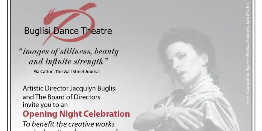 BUGLISI DANCE THEATRE'S 20th ANNIVERSARY SEASON