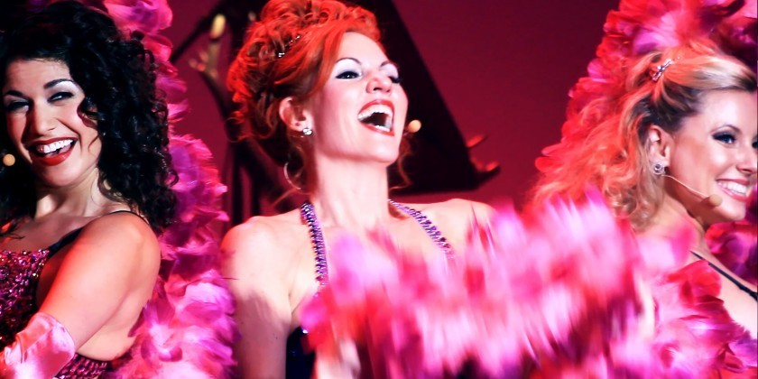 "IMPRESSIONS OF: ""Burlesque to Broadway"""