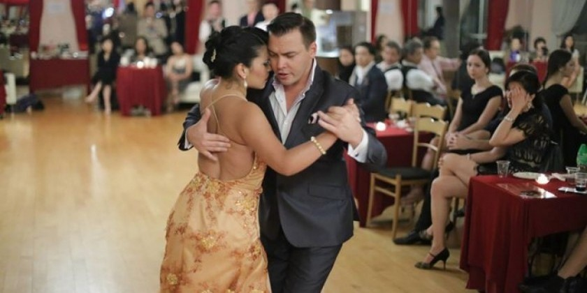 SHALL  WE  TANGO  EVENTS  ON  THE  LATIN  AMERICAN  CULTURAL  WEEK